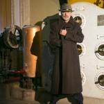 manteau long russe sur mesure