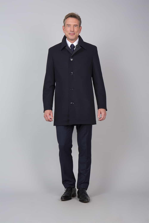 H16N – Trench coat grande mesure