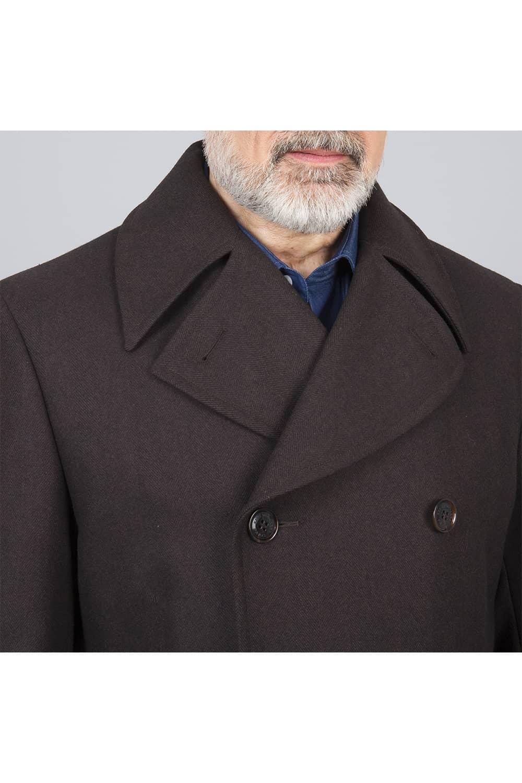 col manteau russe long