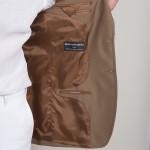 doublure veste sur mesure tailleur