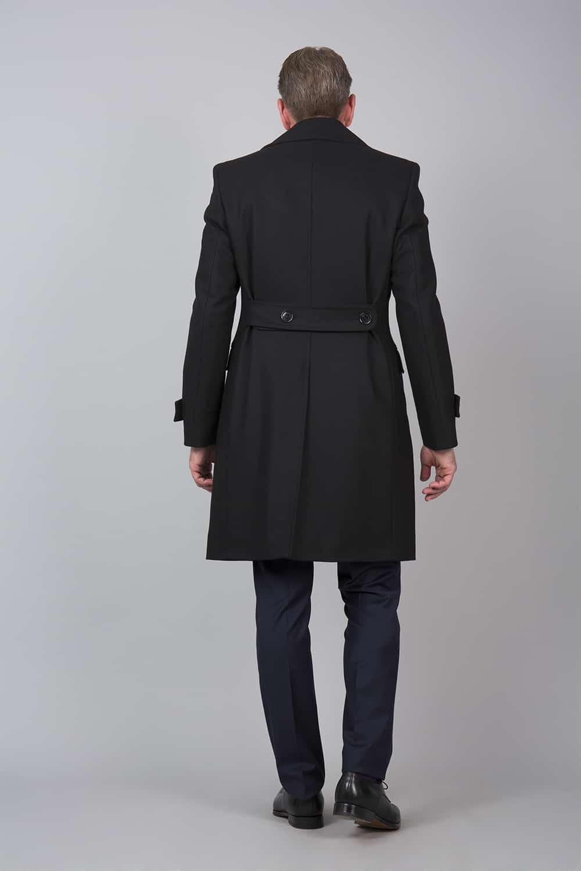 manteau sur mesure taille 2 plis