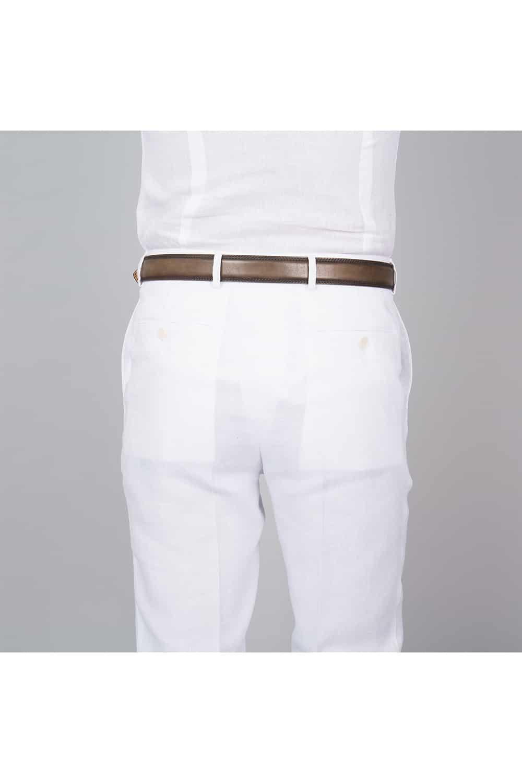dos pantalon lin