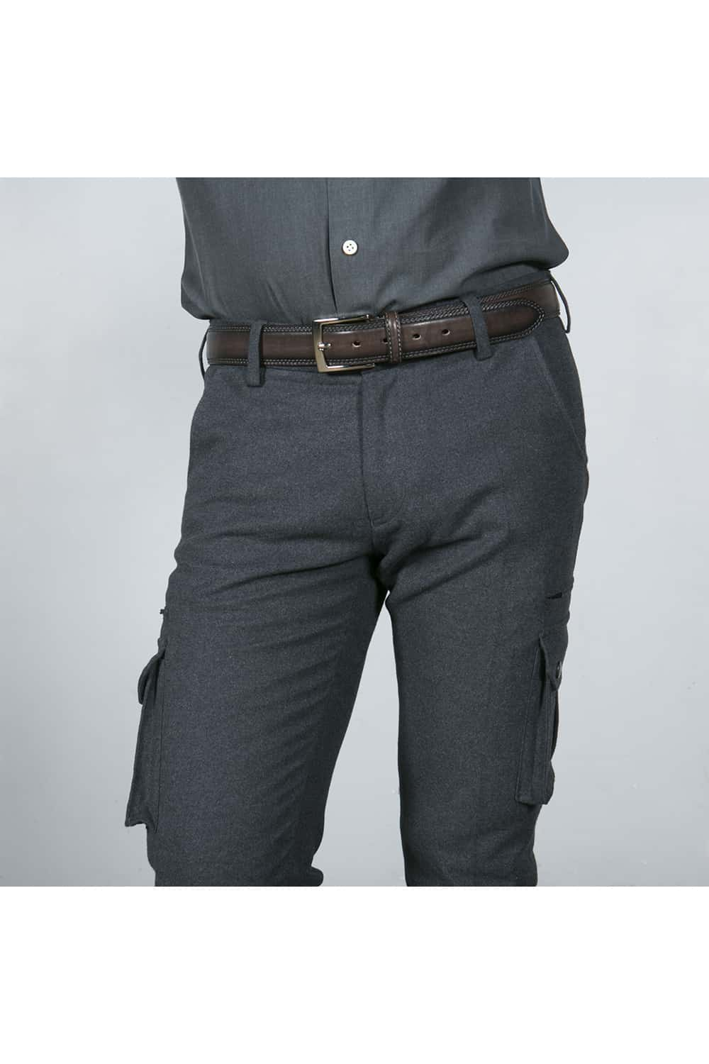 pantalon chino stretch poches italiennes