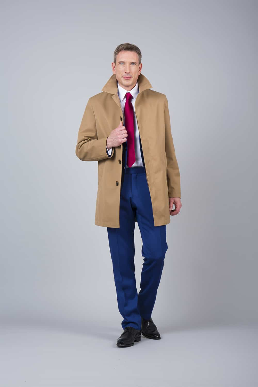 H15N – Trench coat sur mesure