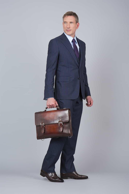 H5N – Bespoke three piece suits