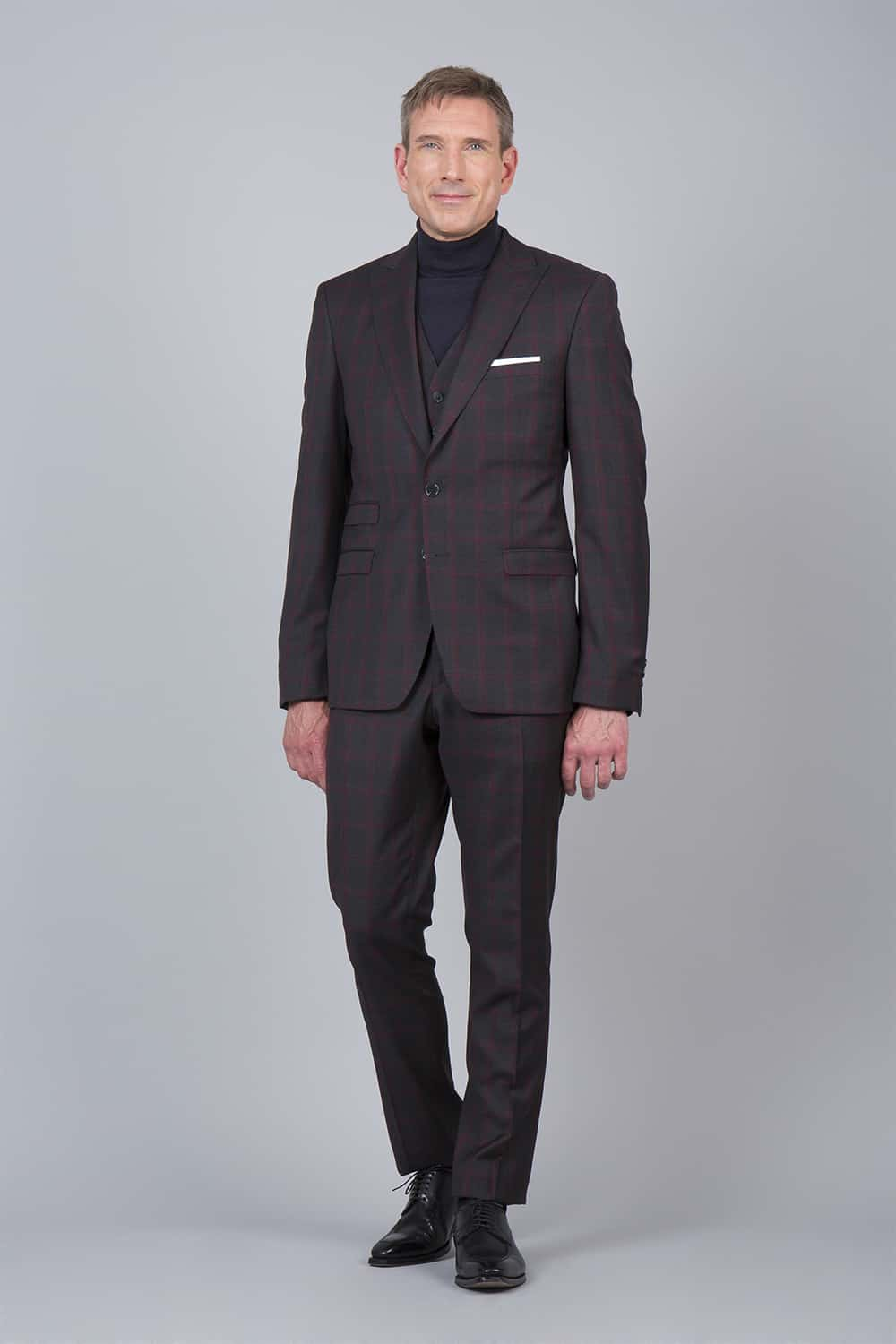 homme costume carrzaux 3p paris