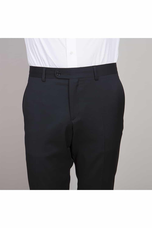 cérémonie smoking noir classique tailleur paris pantalon avant