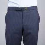 pantlaon costume bleu 3p tailleur paris