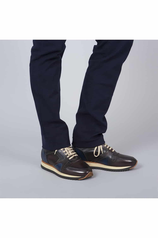 chaussures surveste bleu tailleur paris