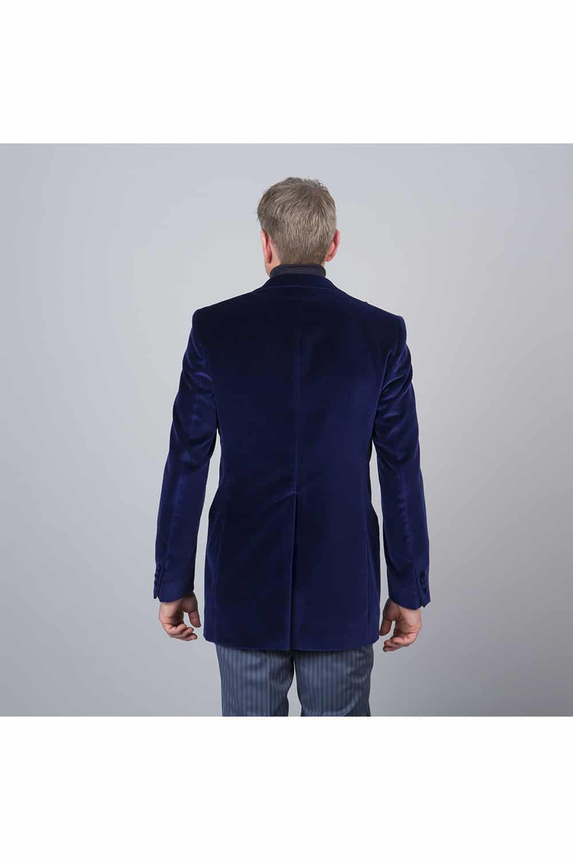 dos veste velours 3p