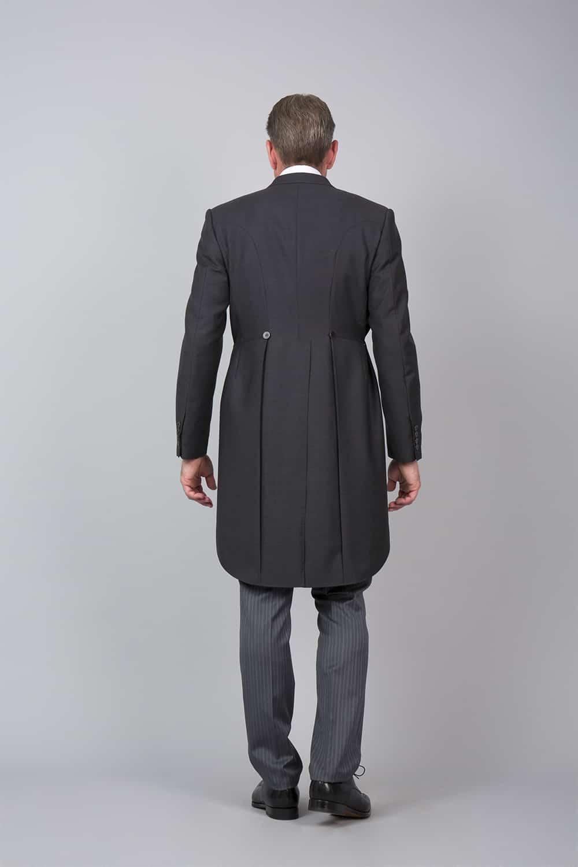 cérémonie jaquette classique grande mesure veste dos