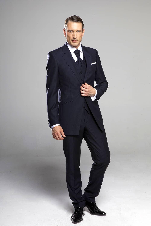 C13A – Attire groom tailor made 4 piece