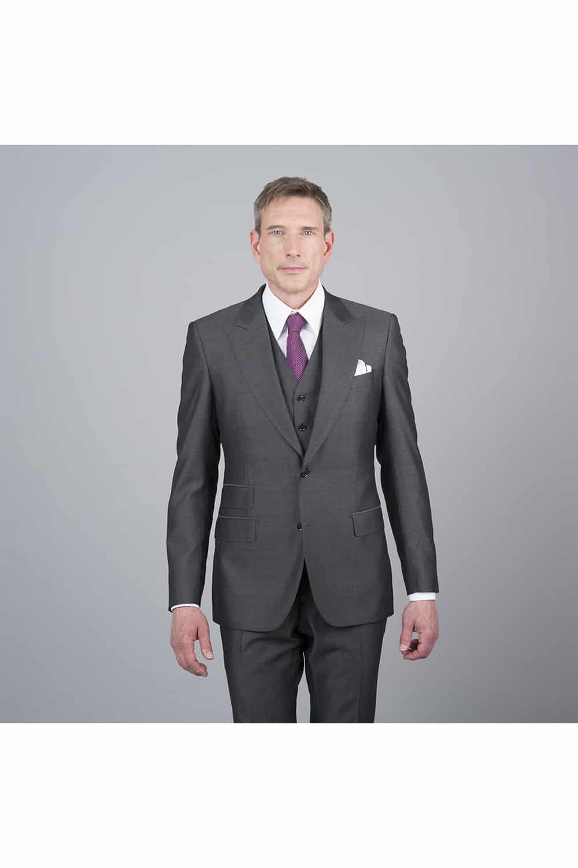 veste costume soie tailleur paris