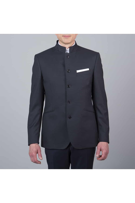 veste mao tailleur parisien