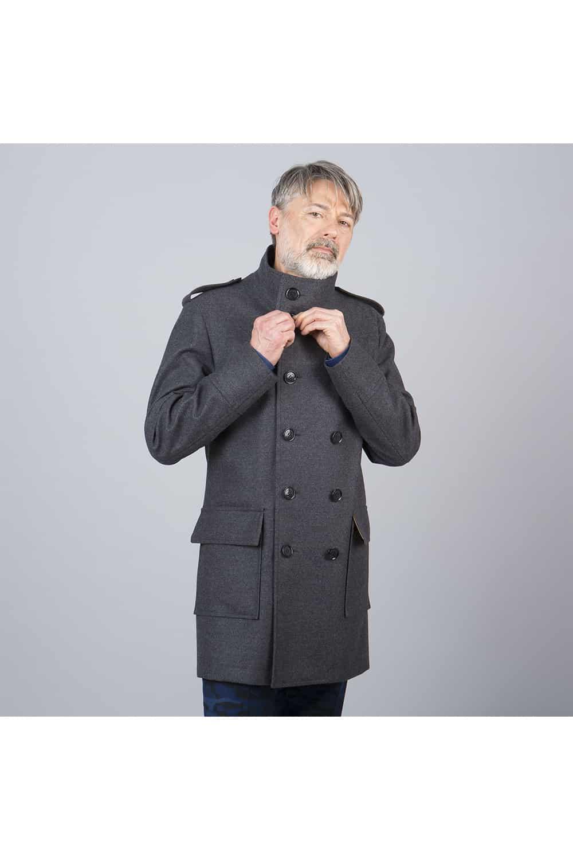 manteau couleur tissu