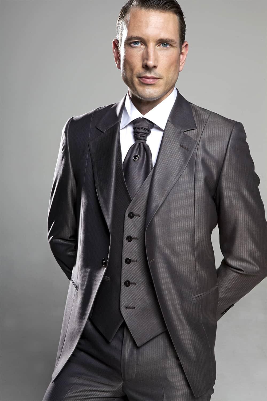 C14A – Attire groom tailor made 4 piece