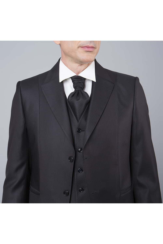 cérémonie jaquette marron tailleur paris cravalière