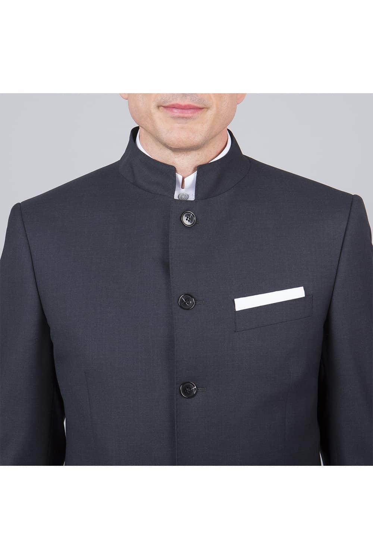 poche veste mao tailleur paris