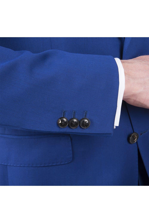manche costume bleu roi 2p paris
