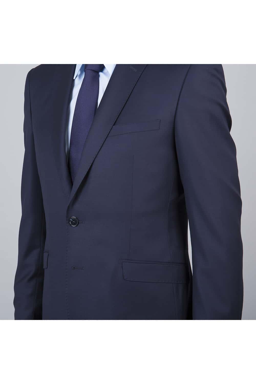 revers poches costume marcon tailleur paris