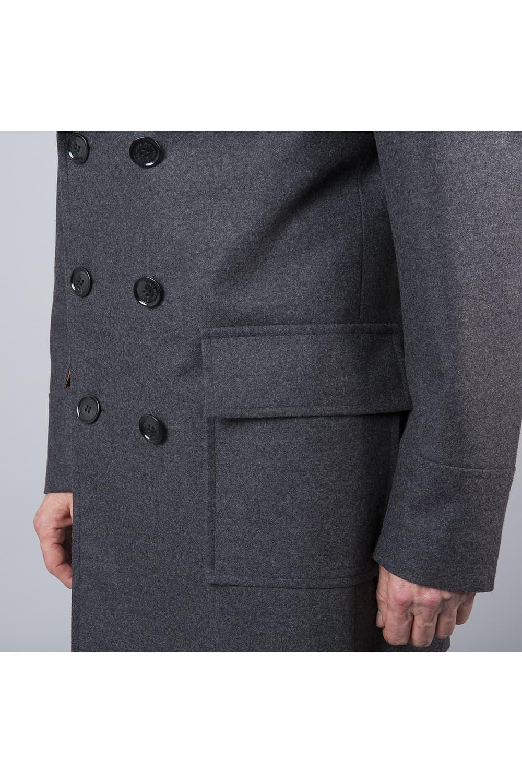 poche manche manteau