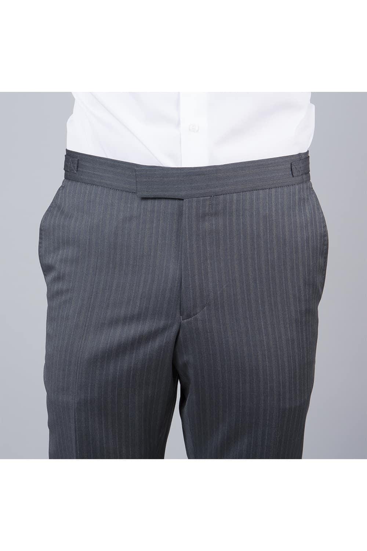 cérémonie jaquette bleue grise tailleur paris face pantalon