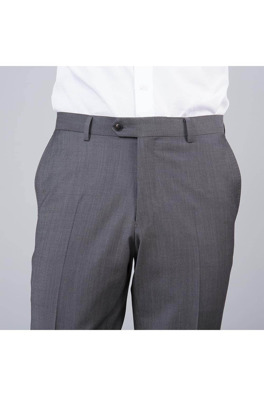 pantalon costume gris tailleur paris