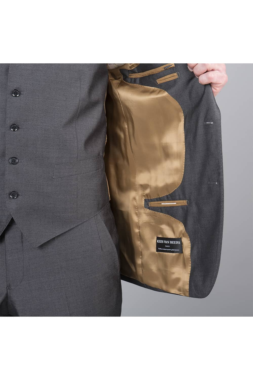 doublure costume soie