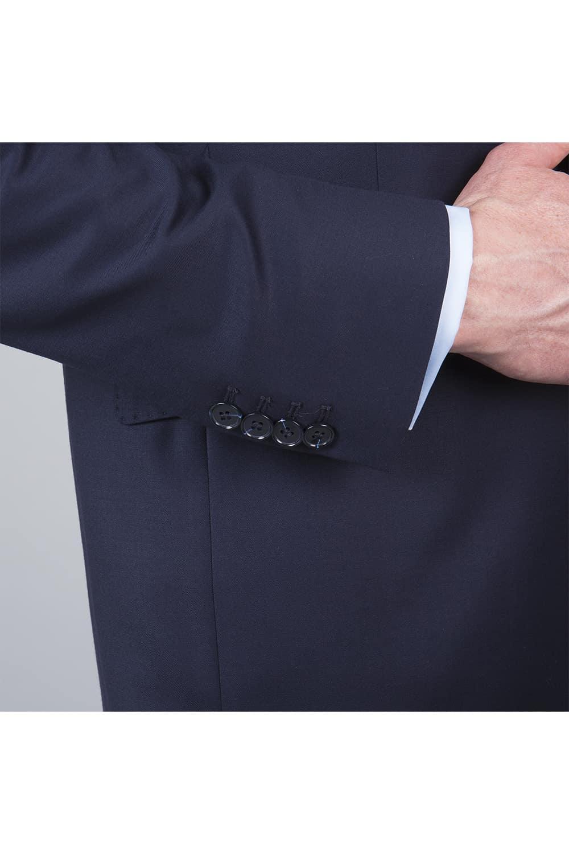 manche bouton costume marcon