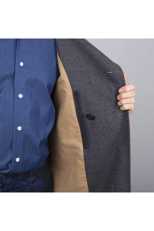 doublure coton manteau
