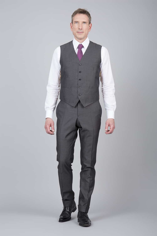 veston costume soie