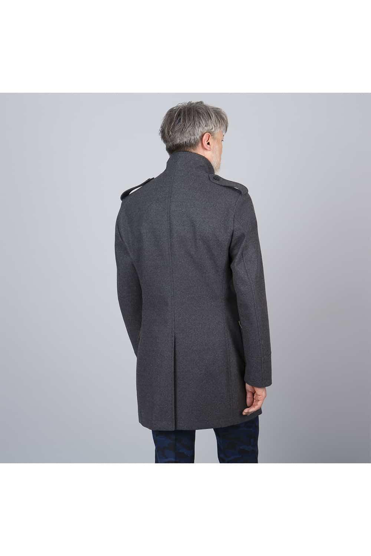 dos manteau hiver